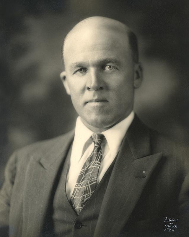 Ben M. Honold