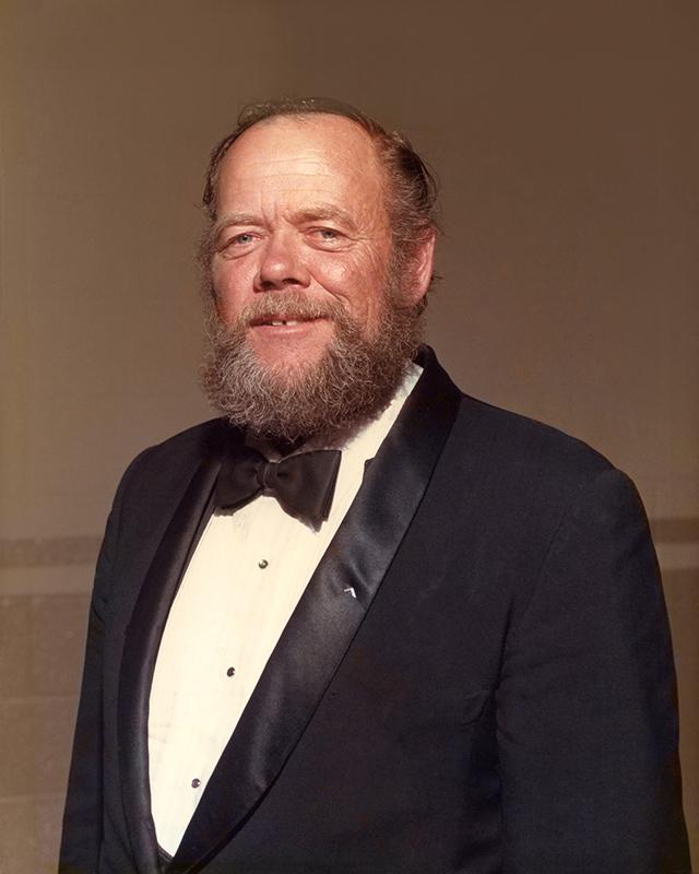 Cecil D. Wilson