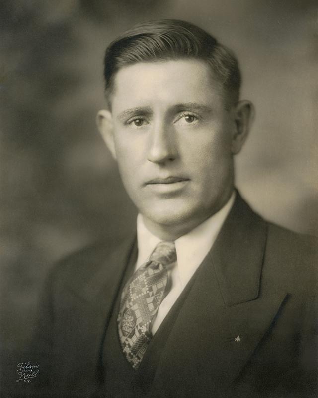 Ed Harpold
