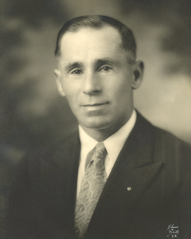 Fred T. Grable