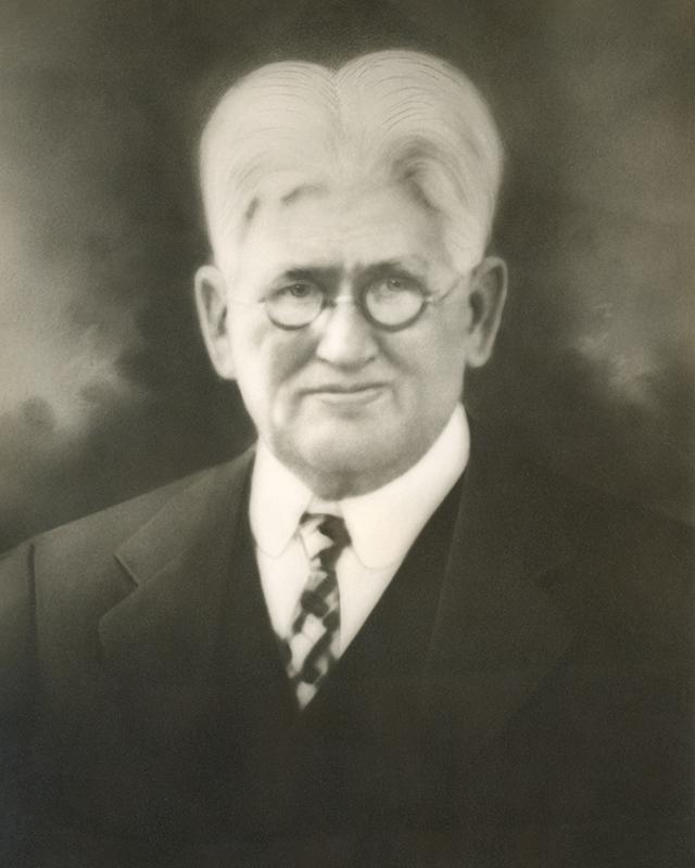 George E. Shank