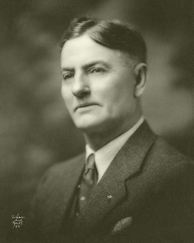 Joshua O. Pyle