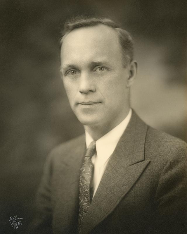 Lewis W. Blodgett